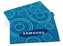 Toalha Samsung Marca (Banner Rotativo)